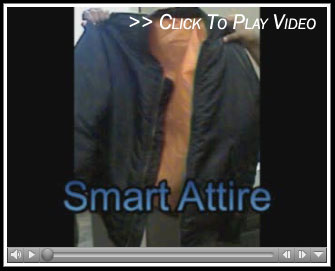 SATIRE - Smart Attire - Smart Jacket